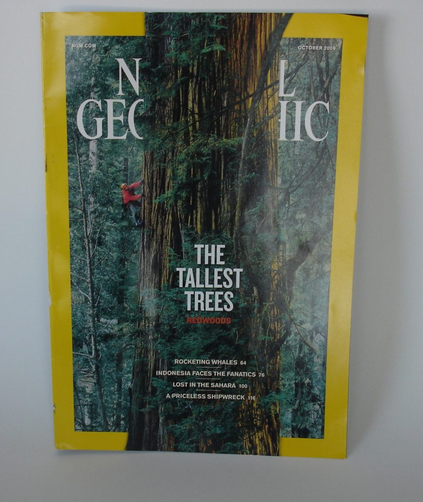 Goldforest Blog National Geographic Cover