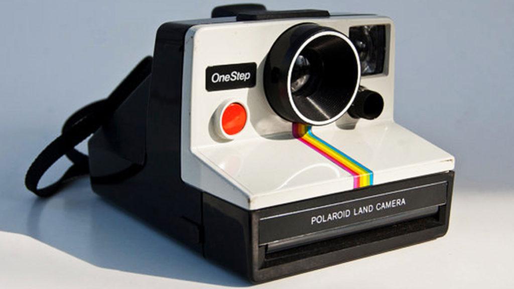Goldforest Blog Polaroid Land Camera
