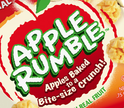 Apple Rumbles